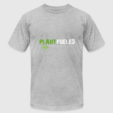 Plant Fueled Vegan Athlete - Men's Fine Jersey T-Shirt