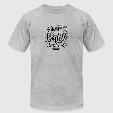 Best Selling Kids Happy Bastille Day -black- Best Selling Design - Men's Fine Jersey T-Shirt
