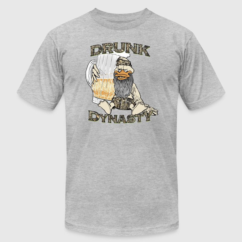 DRUNK DYNASTY - Men's Fine Jersey T-Shirt