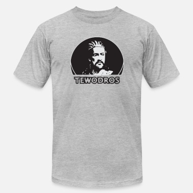 Teddy Afro tewodros - Men's Fine Jersey T-Shirt