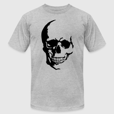 Skull shadow - Men's Fine Jersey T-Shirt