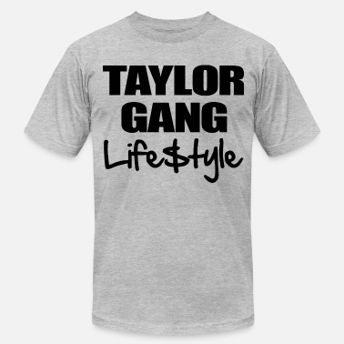 Lifestyle Classic Taylor Gang Lifestyle - stayflyclothing.com - Men's  Jersey T-Shirt