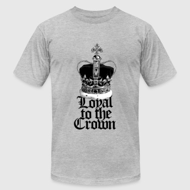Loyal to the British Crown - Men's Fine Jersey T-Shirt