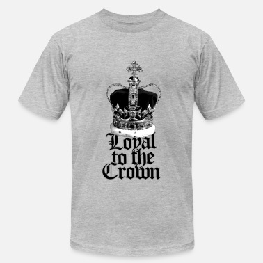The British Empire Loyal to the British Crown - Men's Jersey T-Shirt