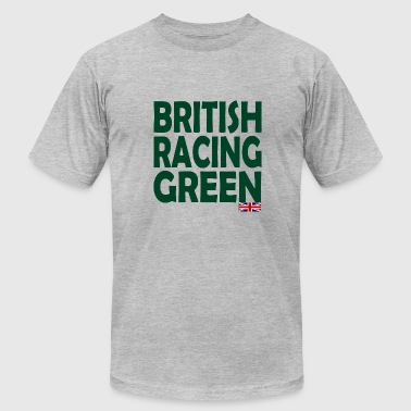 British Car British Racing Green - Men's Fine Jersey T-Shirt