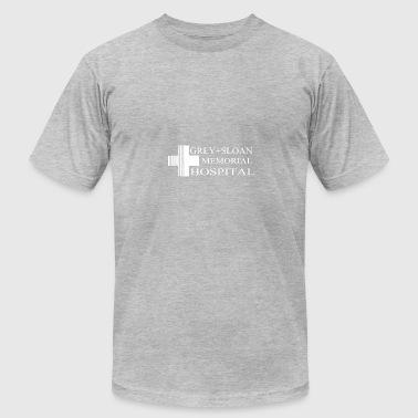 Grey Sloan Memorial Hospital - Men's Fine Jersey T-Shirt