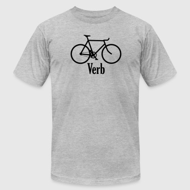 verb - Men's Fine Jersey T-Shirt