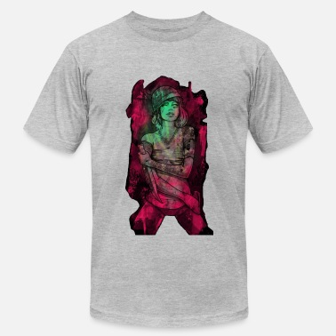 Girl Soldier soldier girl - Men's  Jersey T-Shirt