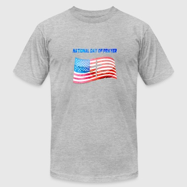 Day Of Prayer And Repentance Apparel for National Day Of Prayer National Day Of - Men's Fine Jersey T-Shirt