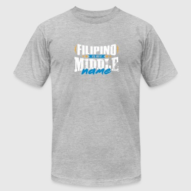 FILIPINO 01 - Men's Fine Jersey T-Shirt