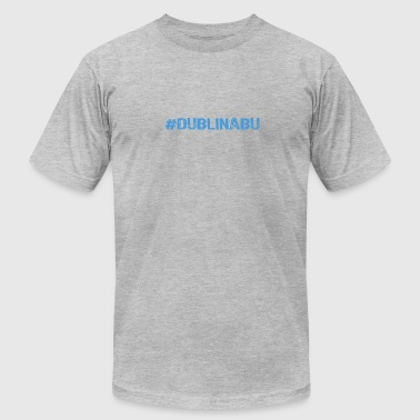 Dublin Gaa Top Fun Dublin Gaelic Football Shirt - Men's Fine Jersey T-Shirt