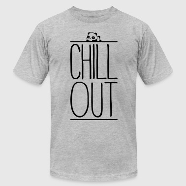 Chill Out - Men's Fine Jersey T-Shirt
