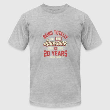 20 Years Of Being Awesome 2 - Men's Fine Jersey T-Shirt