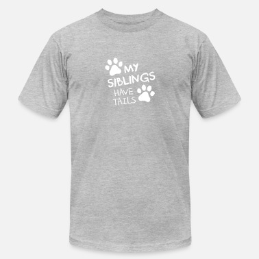My Siblings Have Tails My Siblings Have Tails - Men's Fine Jersey T-Shirt