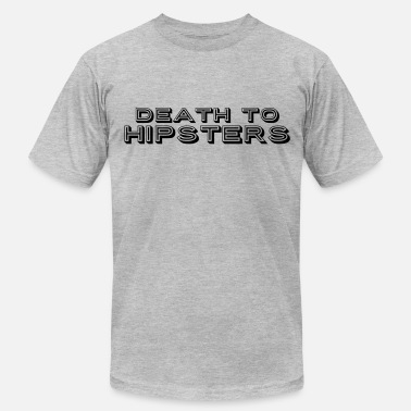 Death-to-hipsters Death To Hipsters - Men's  Jersey T-Shirt