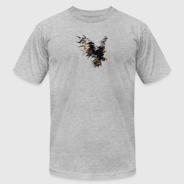 eagle art - Men's Fine Jersey T-Shirt