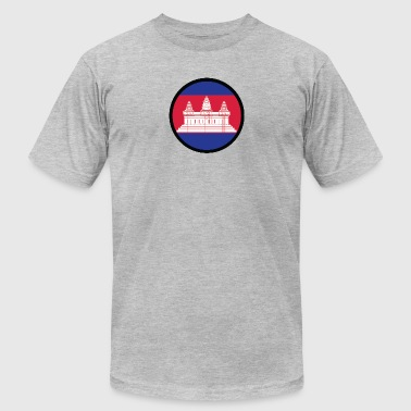 Under The Sign Of Cambodia - Men's Fine Jersey T-Shirt