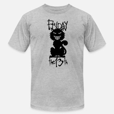 Cat Black Friday black cat villain friday 13 - Men  39 s Jersey T. Men s  Jersey T-Shirt 0563418b8e