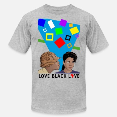 8fd92b284 Black Love Dwayne & Whitley Love Black Love - Men's Jersey. Men's  Jersey T-Shirt