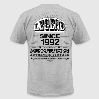 LEGEND SINCE 1992 - Men's Fine Jersey T-Shirt
