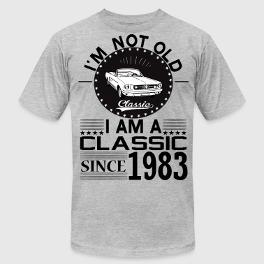 Classic since 1983 - Men's Fine Jersey T-Shirt