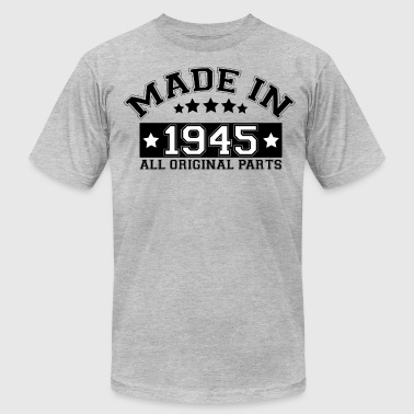 MADE IN 1945 ALL ORIGINAL PARTS - Men's Fine Jersey T-Shirt