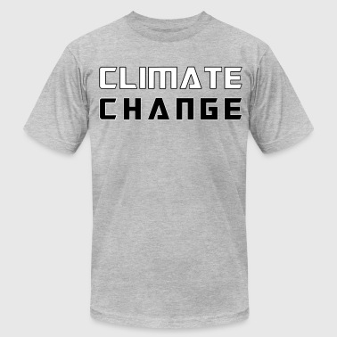 Climate Change - Men's Fine Jersey T-Shirt