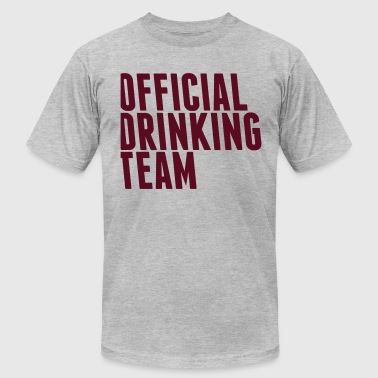 Official Drinking Team - Men's Fine Jersey T-Shirt