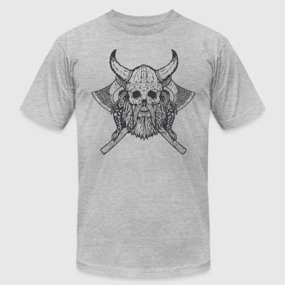 Viking T-Shirt - Men's T-Shirt by American Apparel