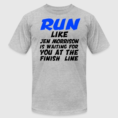 OUAT Jen Morrison - Men's T-Shirt by American Apparel