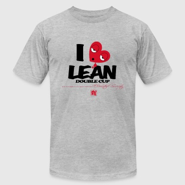 I Love Lean - Men's Fine Jersey T-Shirt