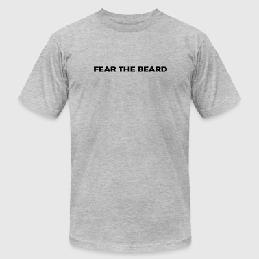 Beard - Men's T-Shirt by American Apparel