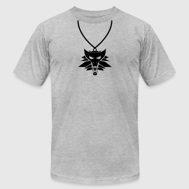 Witcher Medalion - Men's Fine Jersey T-Shirt