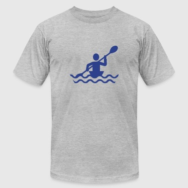 Kayak - Men's Fine Jersey T-Shirt