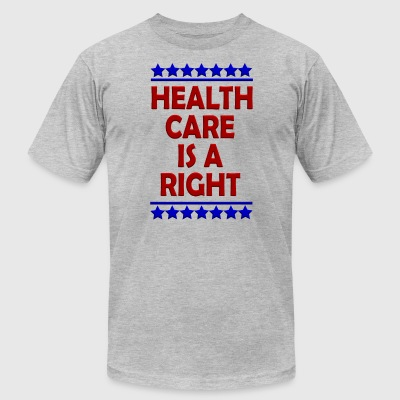 TRUMPHEALTHALL - Men's T-Shirt by American Apparel