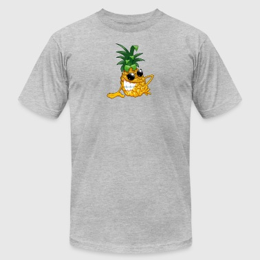 Pineapple - Men's Fine Jersey T-Shirt