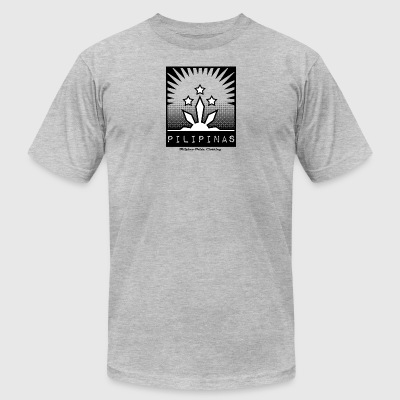 Filipino Pride. The symbol of the Philippines. - Men's T-Shirt by American Apparel