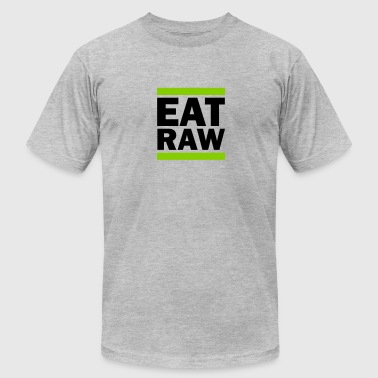 Eat Raw - Men's Fine Jersey T-Shirt
