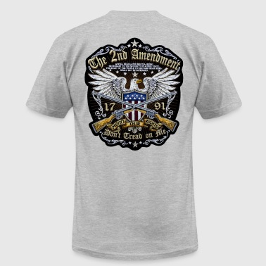 2nd amendment - Men's Fine Jersey T-Shirt