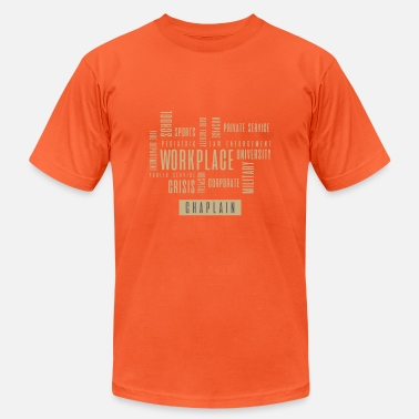 Chaplaincy CHAPLAINS IN ALL SETTINGS - Unisex Jersey T-Shirt