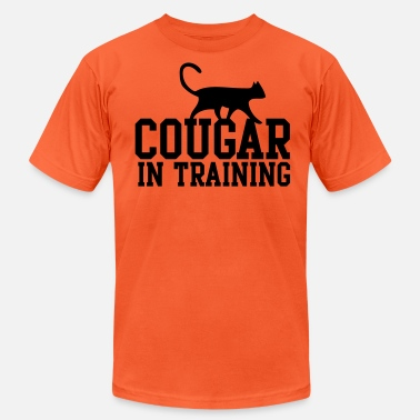Cougar COUGAR IN TRAINING - Unisex Jersey T-Shirt
