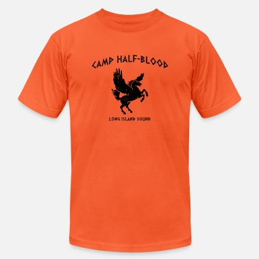 Camp Camp Half Blood - Unisex Jersey T-Shirt