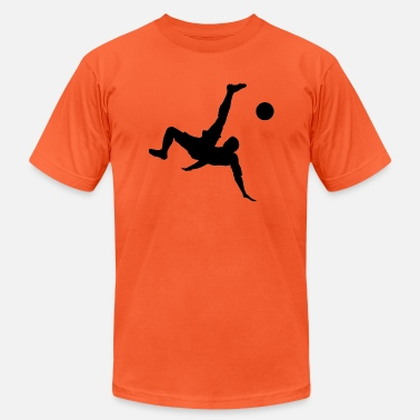 Bicycle Kick Bicycle Kick Soccer - Unisex Jersey T-Shirt