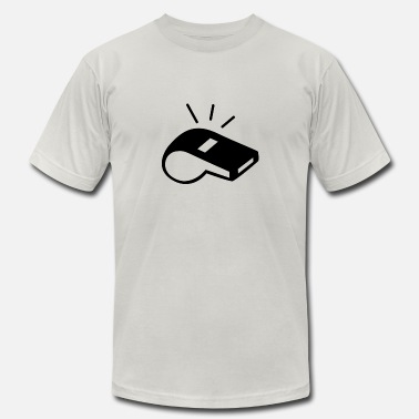 Whistling Whistle - Men's  Jersey T-Shirt