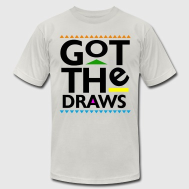 Got The Draws - Men's Fine Jersey T-Shirt