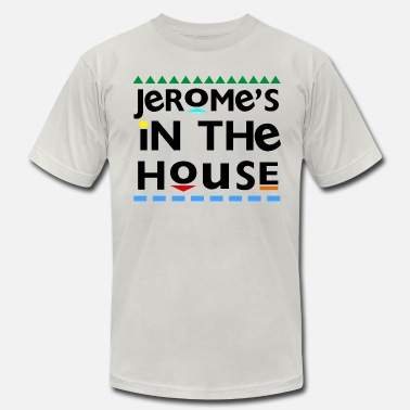 Jerome Jerome's In the House - Men's Jersey T-Shirt