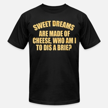 Cheese Addict Funny Cheese TShirt for people who are addicted - Men's  Jersey T-Shirt