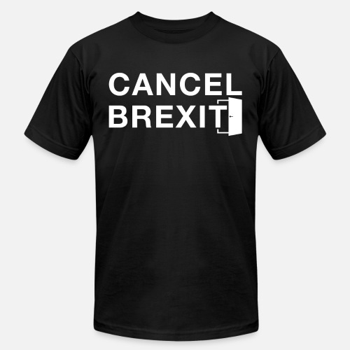 7b7e10a8a5 Cancel Brexit t shirt, Stay in the European union Men's Jersey T ...