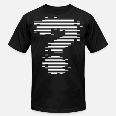 Question Question Mark Enigma Riddler Shirt Gift Idea - Unisex Jersey T-Shirt