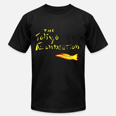 Record The Tokyo Connection Album Title Logo - Unisex Jersey T-Shirt